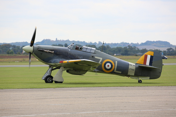 "Shuttleworth Trust Hawker Sea Hurricane Mk. IB ""Z7015"" (G-BKTH)"